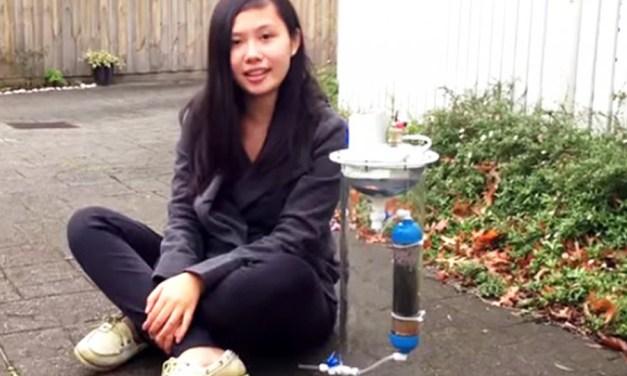 Cynthia Sin Nga Lam, Founder, H2prO