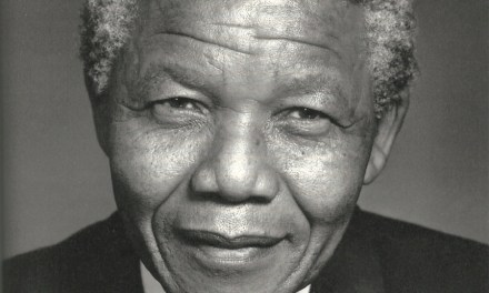 Nelson  Mandela (1918-2013), Former President of South Africa