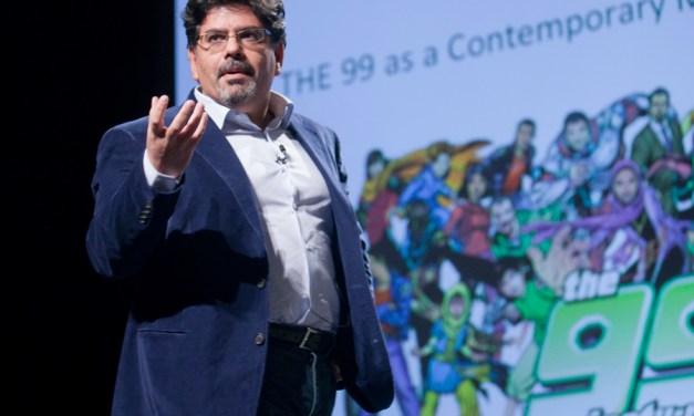 Dr. Naif Al-Mutawa, Founder, The 99