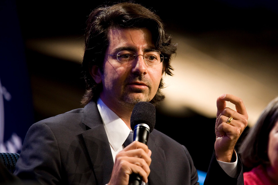 Pierre Omidyar, Founder, eBay and First Look Media