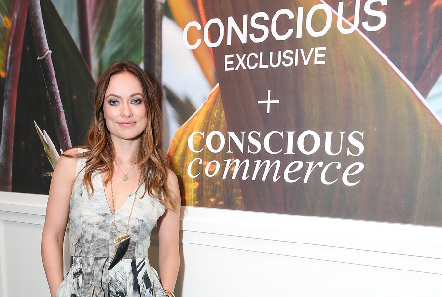 Celebrities Work Towards A More Sustainable Fashion Future This Earth Day
