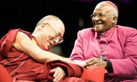 "Desmond Tutu: ""God Is Not A Christian. Nor a Jew, Muslim, Hindu…"""