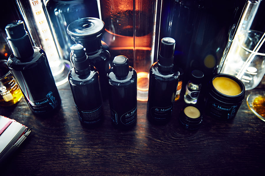 Botaniques-Group luxury oils