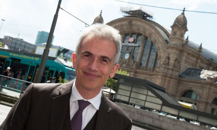 Germany's First Jewish Mayor on How to Build a City of Peace