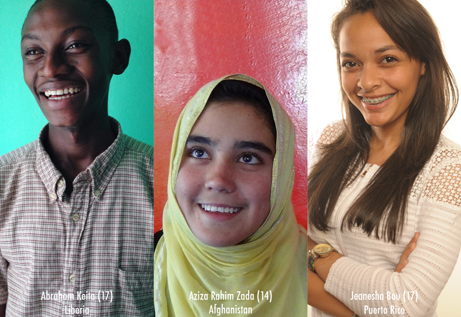 childrens peace prize nominees