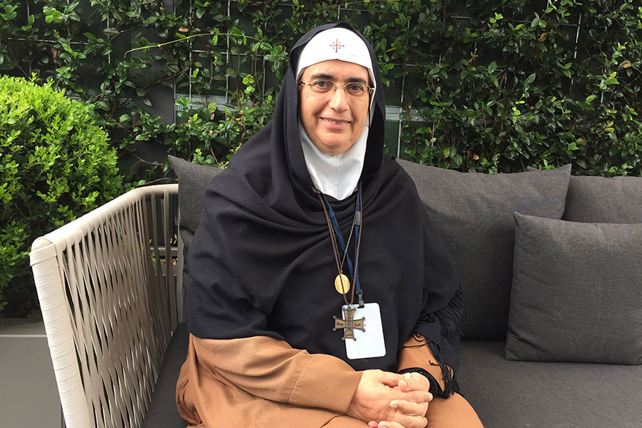 mother superior of syria