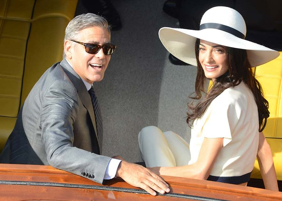 George Clooney Admits to Spying on Sudan