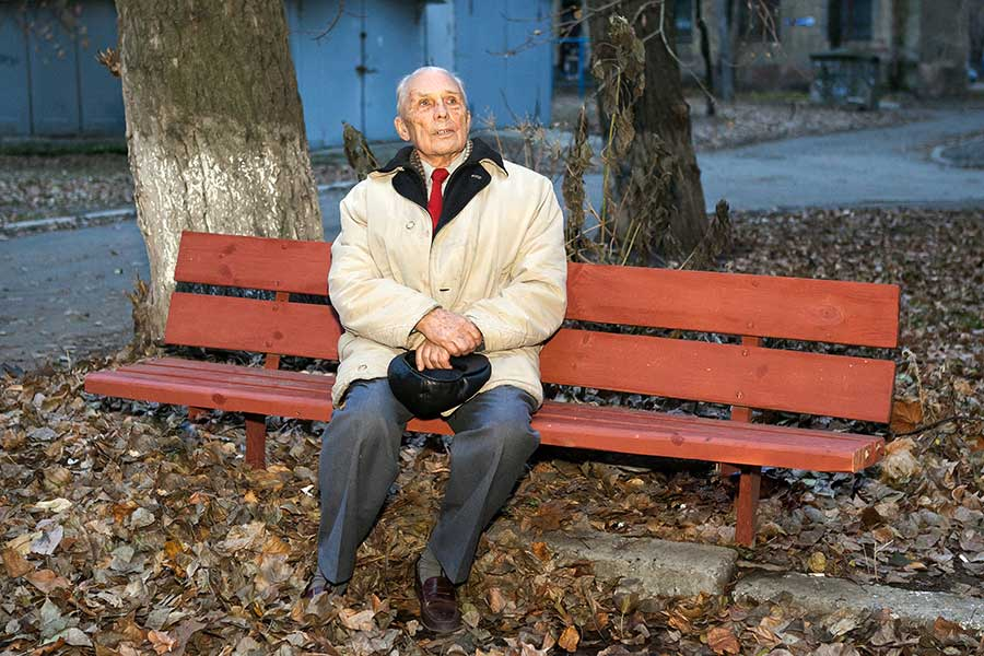 Overlooked and Misunderstood: Older People Speak out About Conflict
