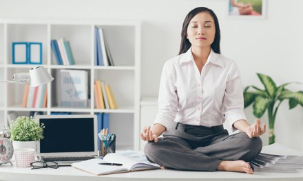 Executives Becoming Better Leaders Through Mindfulness