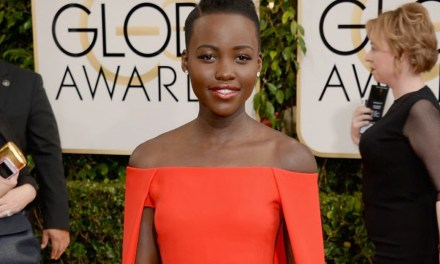 Lupita Nyong'o: Mexican-born Kenyan Actress