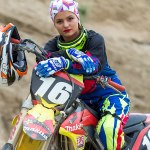 Female Iranian Motorcross Rider Challenges The Norm