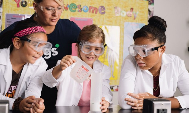 Girl Scouts To Bring 2.5 Million Girls Into STEM Pipeline By 2025