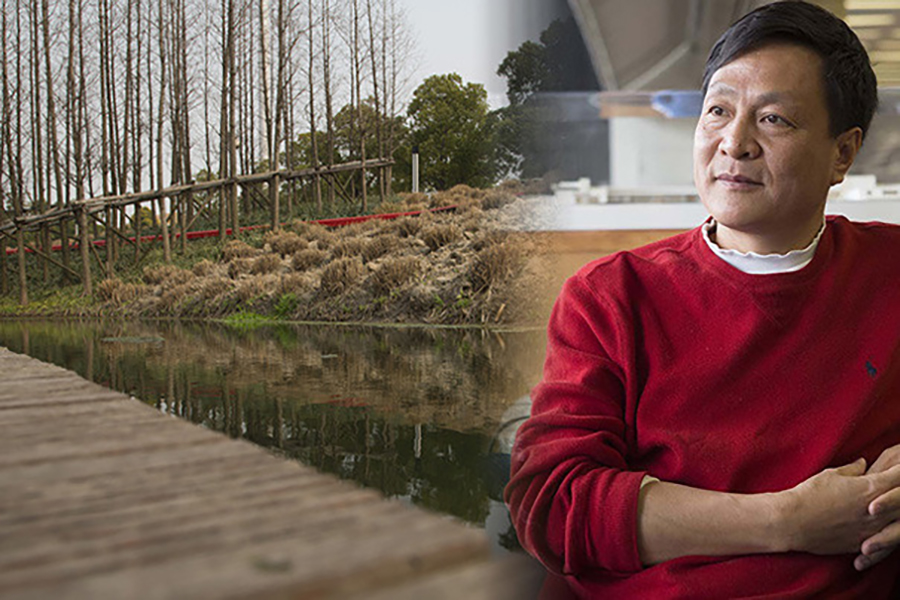 The Chinese Architect who Defied Centuries of Tradition to Build Something New