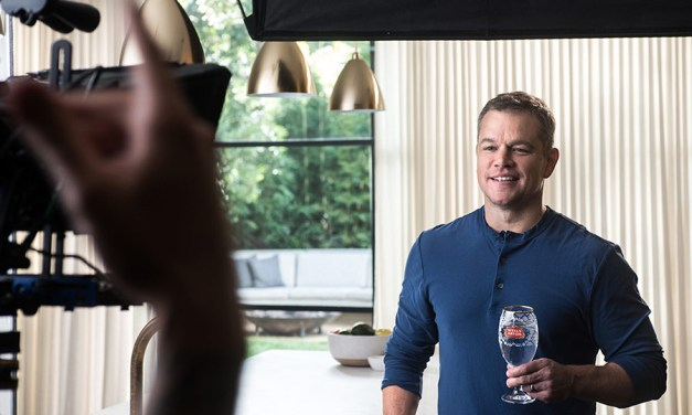 Matt Damon Asks Beer Lovers to Help Solve Water Crisis