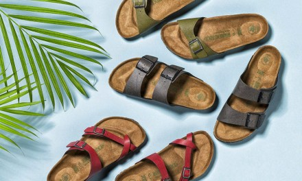 Dressing Vegan: Birkenstock Voted Most Animal-Friendly Shoe