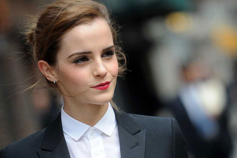 Emma Watson Partners With National Geographic on #InternationalWomensDay