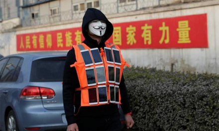 Artist Live Streams Beijing Smog to Raise Awareness