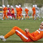 As World Cup Kicks Off, FIFA Urged to Fight Iran's Ban on Women in Stadiums