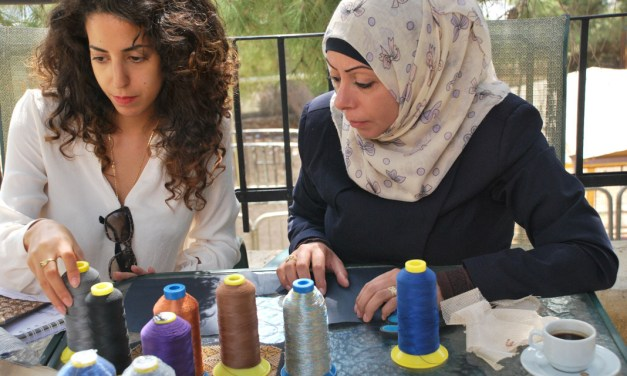 Israeli And Palestinian Women Weave Peace Through Fashion