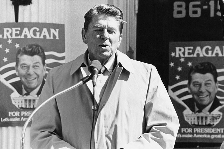 What Reagan and The Queen Learned About Podium Speeches