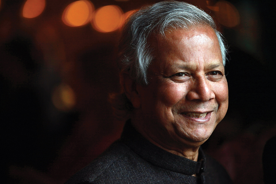 Leaders of Hope: Muhammad Yunus