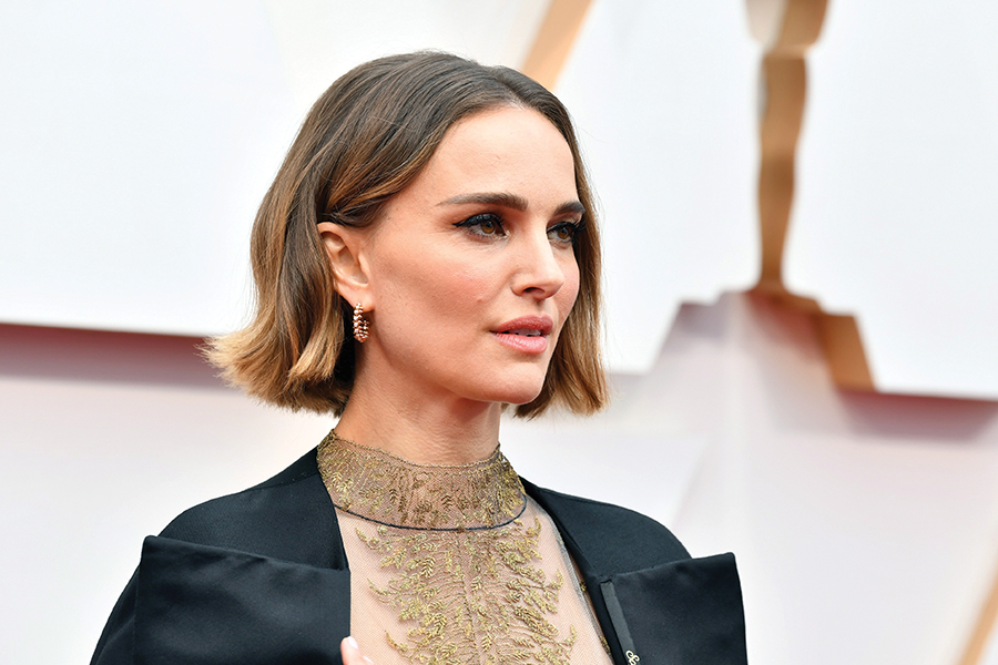 Leaders of Hope: Natalie portman