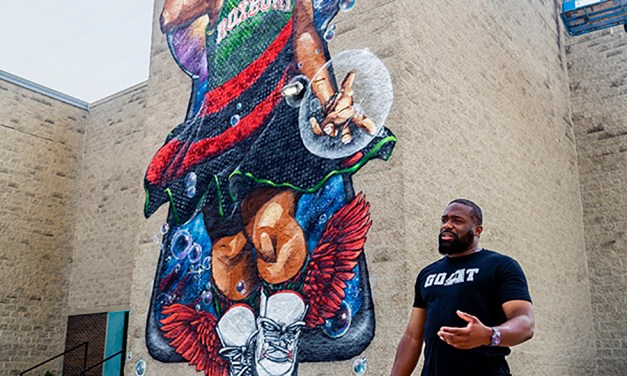 From Vandalism to Cultural Expression: Boston's Mural of Hope