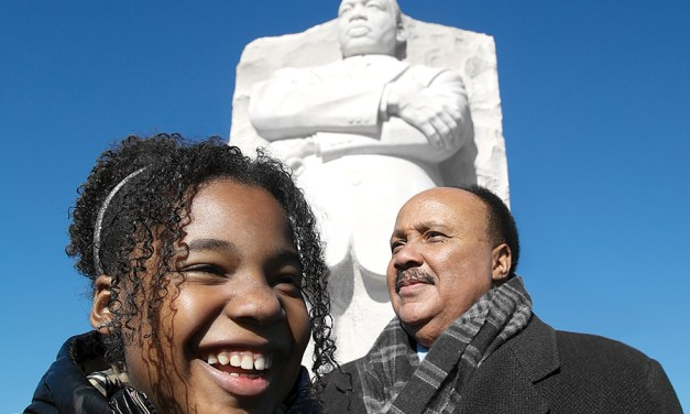 """Martin Luther King III: """"Leadership Starts With You"""""""