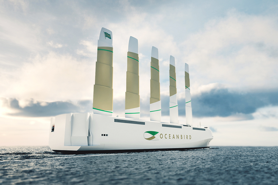 Back to the Future: Swedish Firm Bets on Wind-Powered Cargo Ships