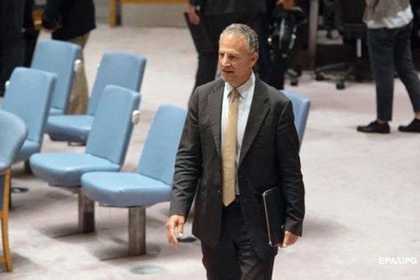 И. о. постпреда США при ООН Джонатан Коэн