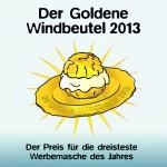 2013 verleiht foodwatch zum fünften Mal den Goldenen Windbeutel. In diesem Jahr gesucht: die dreistesten Werbemaschen bei Kinderprodukten.