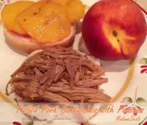 Peaches Recipe