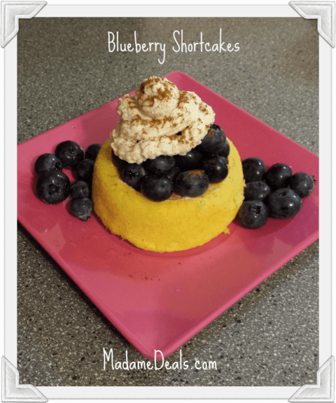 Blueberry Shortcakes 1