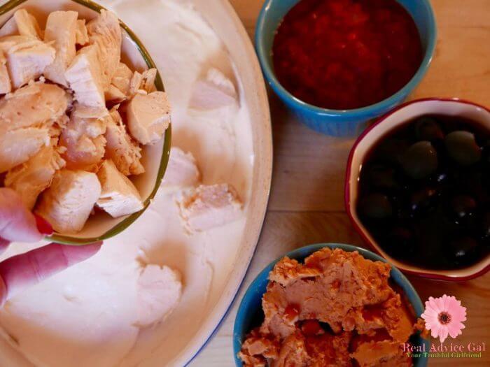 Chicken Dip Recipe