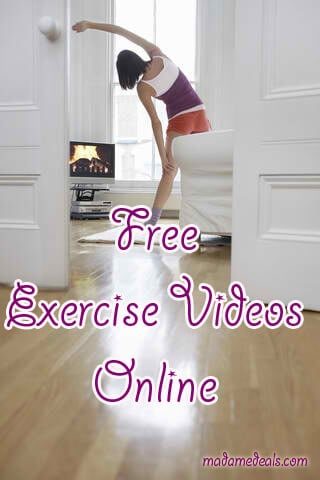 Free Exercise Videos Online