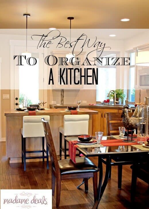 Organize-kitchen