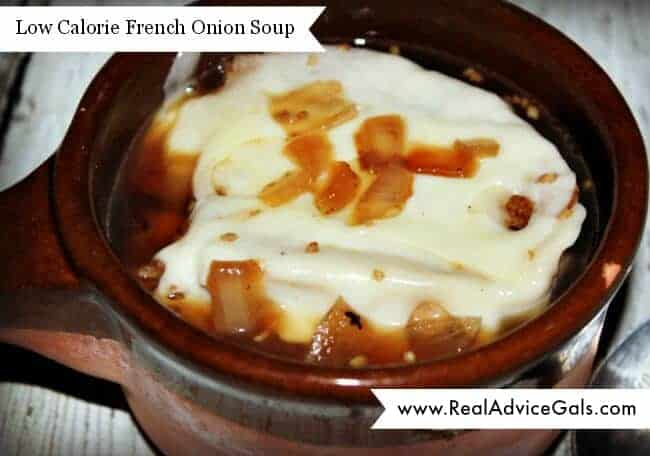 Easy and delicious Low Calorie French Onion Soup Recipe