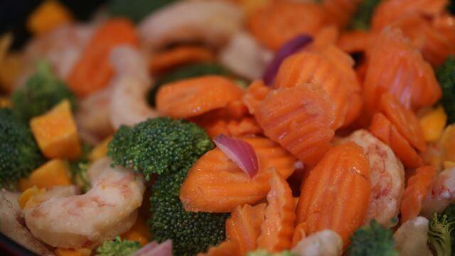 shrimp clean eating