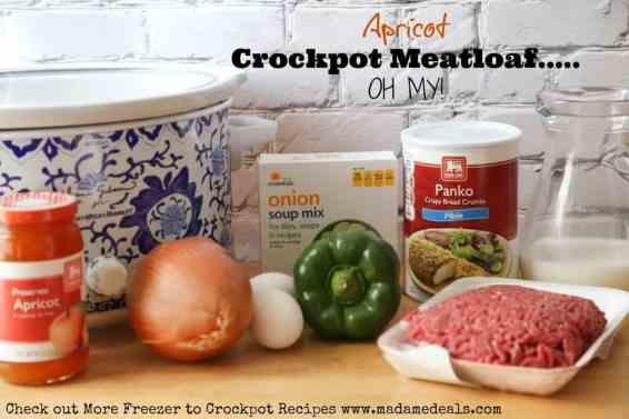 easy crockpot meatloaf