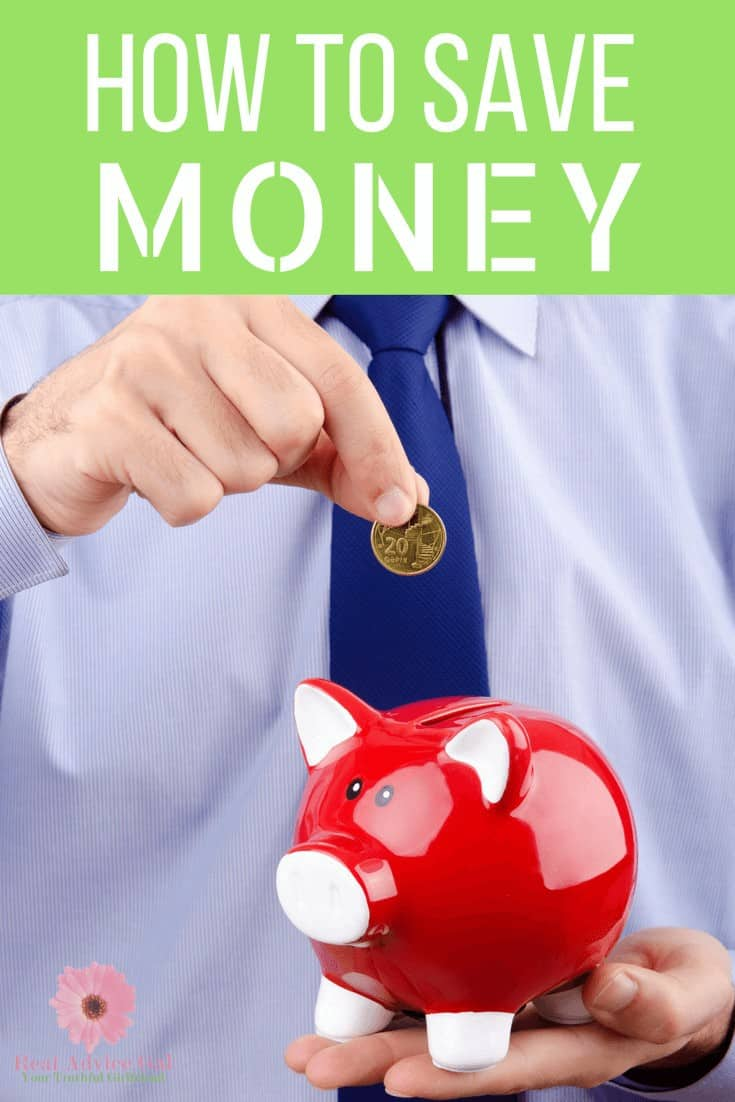 Read more ways on How to Save Up Money! These tips are ideal for helping you function on a lower income year to year! Great ways to begin saving!