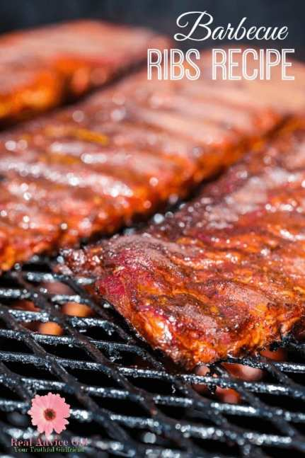 Easy Grilled Ribs Recipe