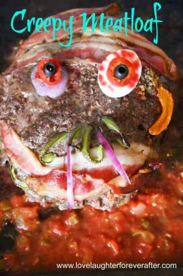 Gross Halloween Food Ideas