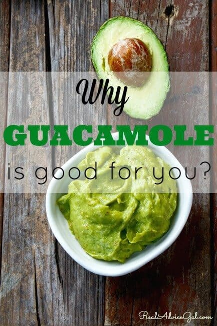 Health Benefits of Guacamole