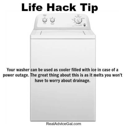 washer tip