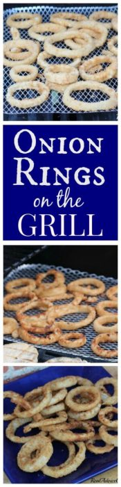 How to make Onion Rings on the grill