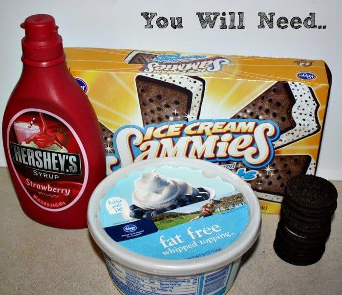 icecream cake needs