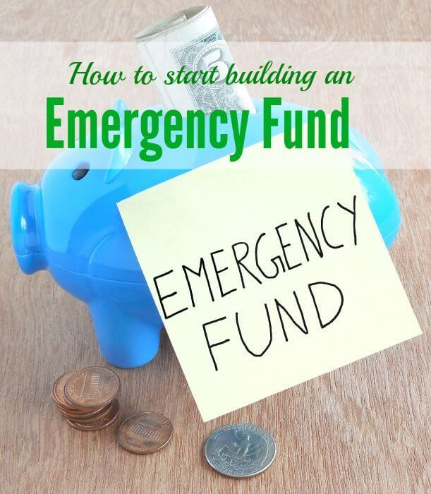 Learn How To Start Building An Emergency Fund that will help you manage no matter what happens in life! Our tips are ideal for keeping you in budget!