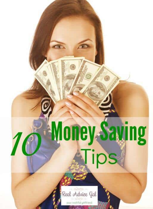 10 Money Saving Tips for the Newly Frugal