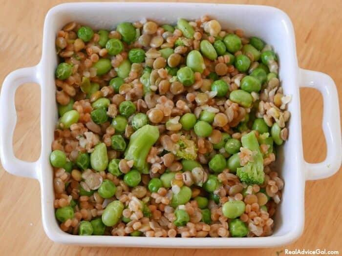 Easy Vegetable Recipe Using Birds Eye® Protein Blends California Style