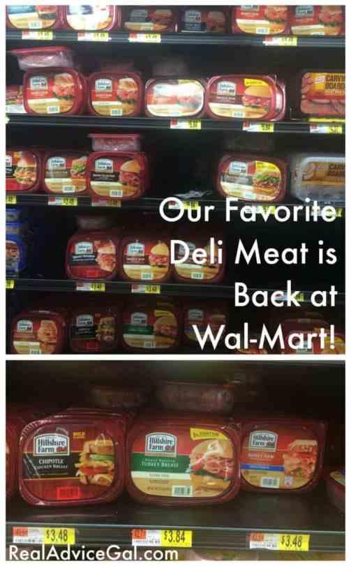 Hillshire Farm Turkey Breast Lunch Meat at Walmart